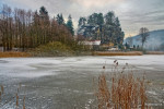 Foto Petr Germanič, Hrad zimní čas