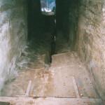 1) Podlaha před opravou