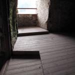 10) Zadní místnost - podlaha po opravě