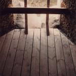 14) Podlaha u 2.okna - po opravě