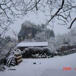 Nečekaná reminiscence zimy