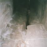2) Podlaha před opravou
