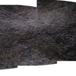 7) Panorama stěny - horní pás