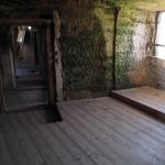 9) Zadní místnost - podlaha po opravě