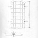 Kuk.div. okno mříž