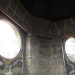 Posílení původních ramenátů pod záklenky oken