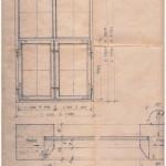 okno 1.+2.cela, 2.část - výsek