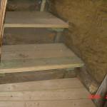schody pod pokladnou 7