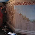Malíř Roman Mikeš