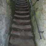 Nové schodové stupně