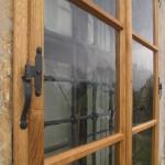 Detaily nových oken
