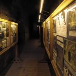 Nové osvětlení výstavních panelů
