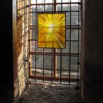 Nanebevstoupení Páně, současně Otec, Syn i Duch Svatý. Zde též Boží světlo.