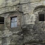 Okolí oken 1, 2, 3 po opravě