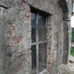 Okno 2, výplně po opravě