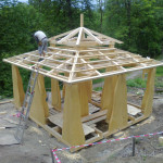 Postup stavby