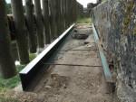 Očištění a nátěr ocelových nosníků