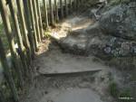 Po doplnění schodu B