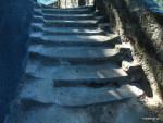 Opravené schody